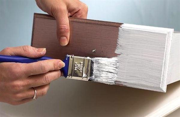 Mobilya nasil boyanir for Pintura para lacar muebles