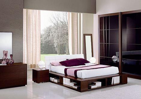 Lüks 2012 Yatak Odası Modelleri 12