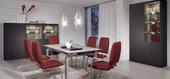 Modern Yemek Masası Ve Sandalye Modelleri 14