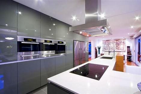 yeni trent ankestre mutfak dekorasyonları