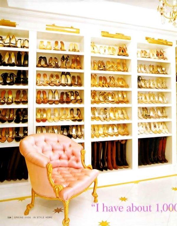 Ayakkabı Saklama Depolama Dolap Fikirleri 4