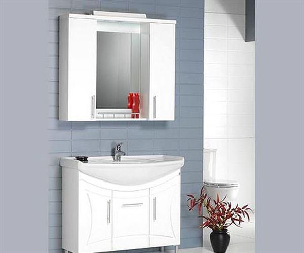 Ahşap Banyo Dolap Modelleri Ve Renkleri 6