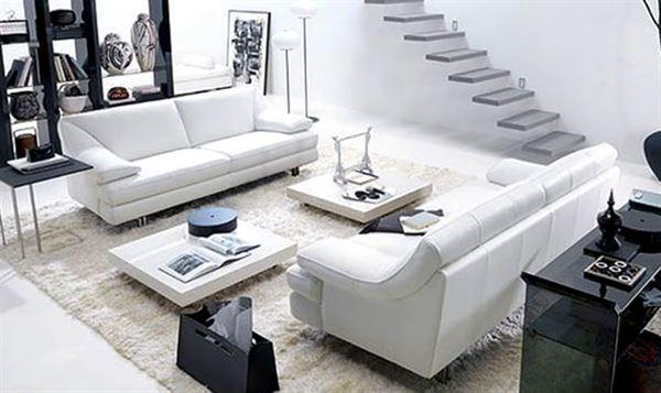 Modern Yeni Tasarım Oturma Odası Fikirleri 1