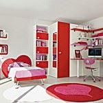 Renga Renk Çocuk Odası Modelleri