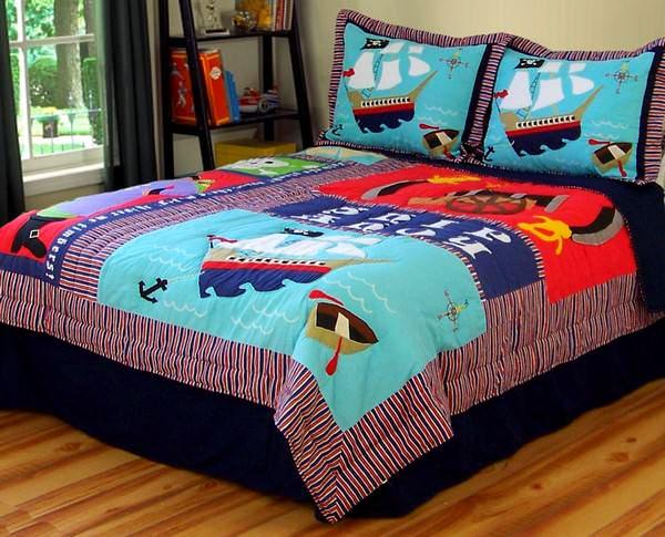 Çocuk Odası Yatak Örtüleri 8