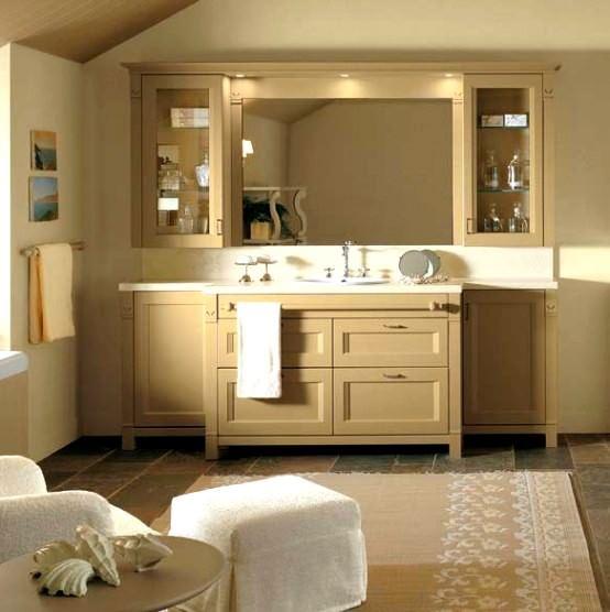avangard ve contry tarzı ev dekorasyon modeli - modern contry mobilya