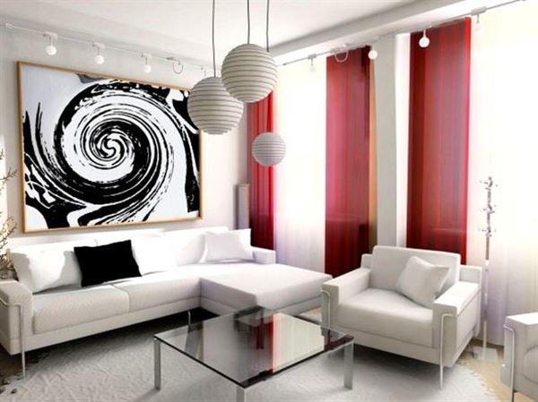 modern-dekorasyon-stili dekorasyon stilleri ve tarzları nasıldır - modern dekorasyon stili