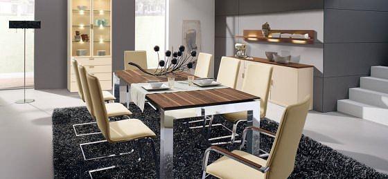 Modern Yemek Masası Ve Sandalye Modelleri 16