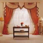salon perdesi tasarım modelleri - modern dekoratif salon perdesi 150x150 - Salon Perdesi Tasarım Modelleri