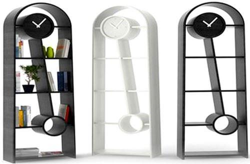 Modern Yeni Tasarım Kitaplık Modelleri 9