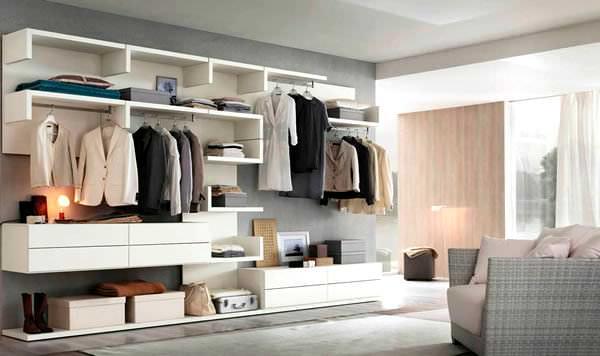 Giysi Dolabı Tasarım Ve Düzenleme Fikirleri 25
