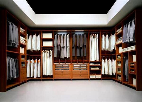 Giyinme Odası Dekorasyon