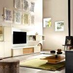 modern oda dekoru Çok Şirin renk düzeni İle tasarlanmış odalar - modern gosterisli oturma odasi fikirleri 150x150 - Çok Şirin Renk Düzeni İle Tasarlanmış Odalar