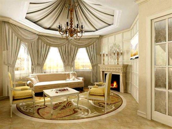 modern-gunluk-oda-stili Çok Şık Çarpıcı oturma odası dekorasyonları - modern gunluk oda stili - Çok Şık Çarpıcı Oturma Odası Dekorasyonları