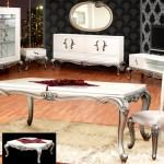 modern beğeneceğiniz mobilya fikirleri - modern klasik yemek odasi 150x150 - Modern Beğeneceğiniz Mobilya Fikirleri