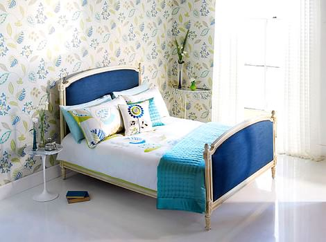 Modern Yatak Odası Ve Yatak Örtü Modelleri 2