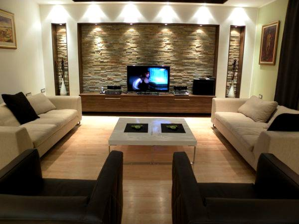 Modern Dekoratif Oturma Odası Dekorasyon Fikirleri 7