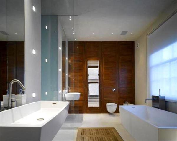 Renkli Modern Banyo Dekorasyon Modelleri 4