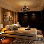 Ultra Suit Tarzı Yatak Odası Dekorasyonları 8
