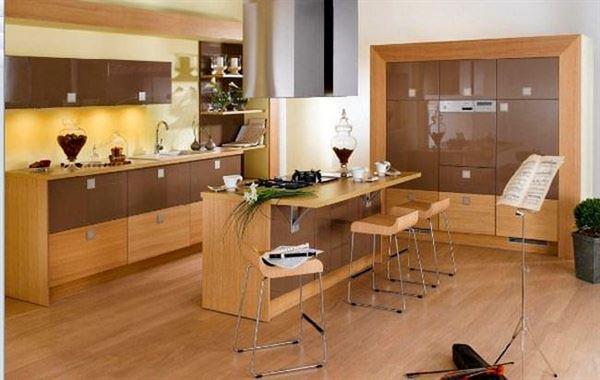 Modern Ve İskandinav Tarzı Mutfak Modelleri 24