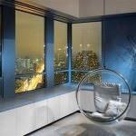 modern dubleks dekorasyon modeli - modern minimalist dubleks daire salon 150x150 - Modern Dubleks Dekorasyon Modeli