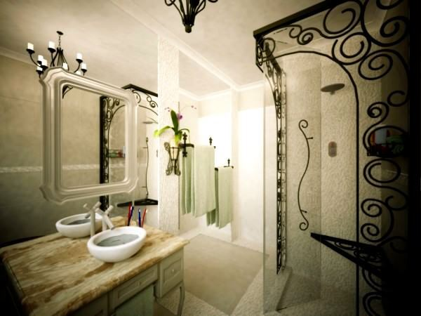 banyo dekorasyonu kendin yap