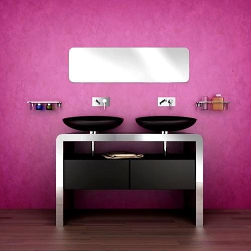 Modern Dekoratif 2012 Banyo Lavabo Modelleri 10