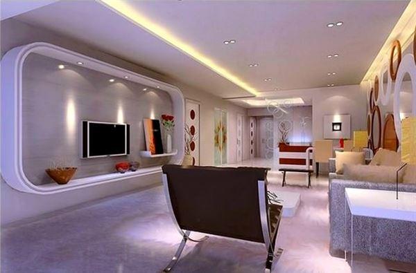Oturma Odası Tv Seyretme Düzeni 5