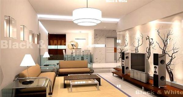 Oturma Odası Tv Seyretme Düzeni 6