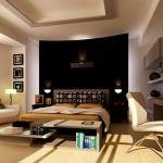 Ultra Suit Tarzı Yatak Odası Dekorasyonları 9