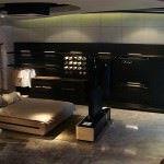 Ultra Suit Tarzı Yatak Odası Dekorasyonları 10