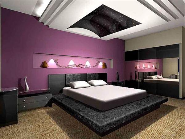 Yatak Odanıza Mobilya Ve Dekorasyon Seçimi