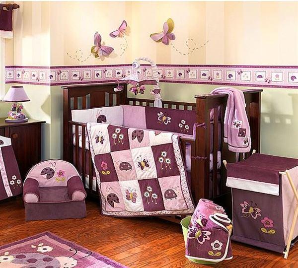 Bebek odası dekorasyon fikirleri 17