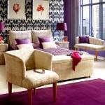 mor ve lila renkli oda renk dekorasyonları - mor tonlariyla oda duvar renkleri 150x150 - Mor ve Lila Renkli Oda Renk Dekorasyonları
