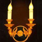 modern aplik aydınlatma sistemleri - mum lambali aplik aydinlatma 150x150 - Modern Aplik Aydınlatma Sistemleri