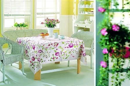 Mutfak Masası Örtü Modelleri 9