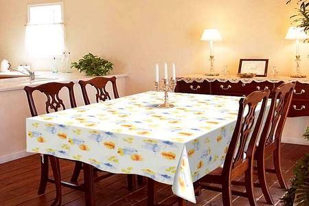 Mutfak Masası Örtü Modelleri 4