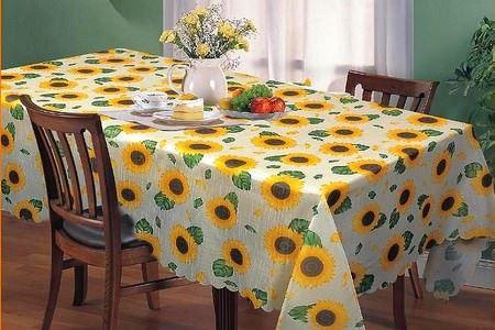 Mutfak Masası Örtü Modelleri 5