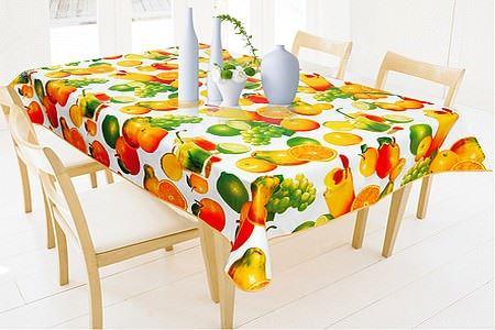 Mutfak Masası Örtü Modelleri 1