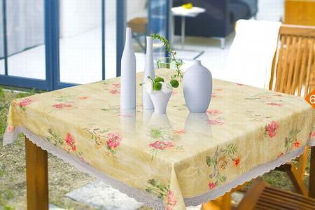 Mutfak Masası Örtü Modelleri 8