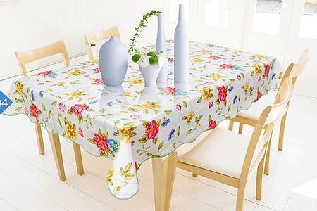 Mutfak Masası Örtü Modelleri 3
