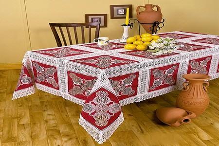 Mutfak Masası Örtü Modelleri 11