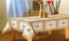 Mutfak Masası Örtü Modelleri