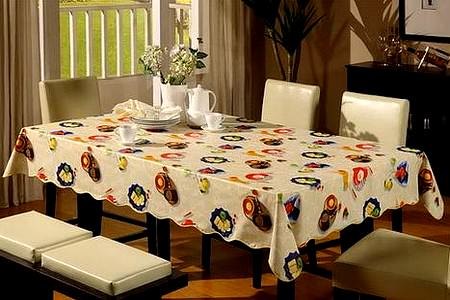 Mutfak Masası Örtü Modelleri 2