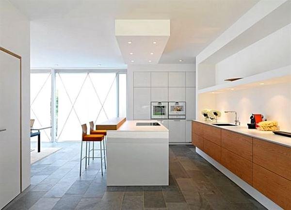 Mutfak Ve Yemek Masası Aydınlatma Modelleri 9