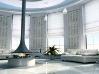 Şömineli Ev Dekorasyon Modelleri 13
