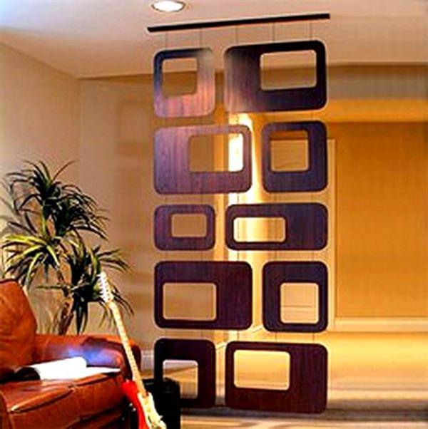 Modern Oda Separatörleri Oda Paravanları 9