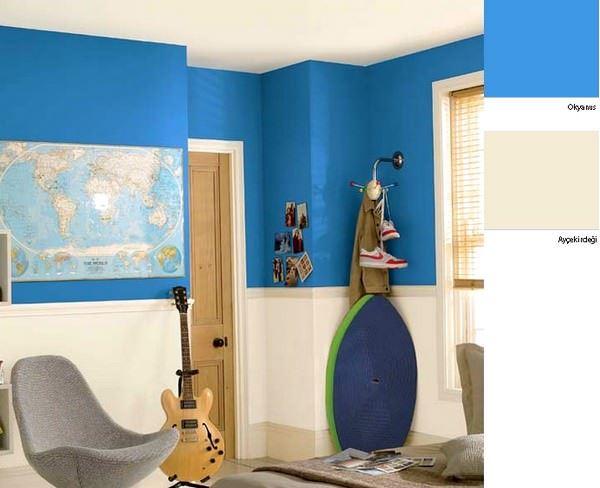 okyanus-aycekirdegi marshall boya renkleri - okyanus aycekirdegi - Marshall Boya Yeni Sezon Boya Renkleri
