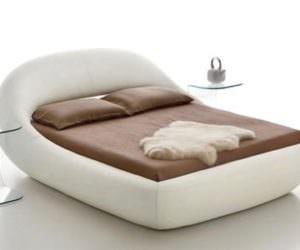 Konforlu Organik Büyük Yatak Modeli