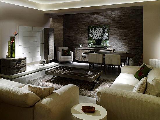 Modern renkli mobilya dekorasyon stilleri 5